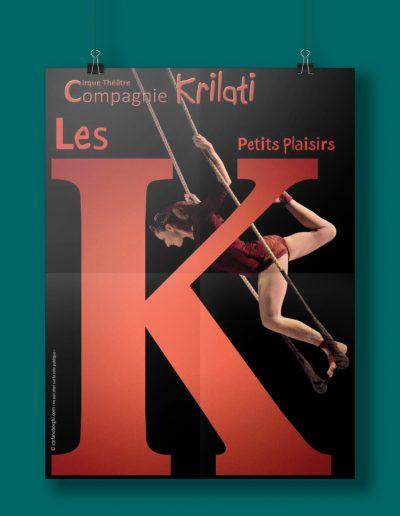 Affiche Les K. petits plaisirs